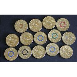 $2 Coloured Olympics Unc (14)