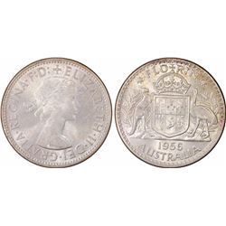 1956 Florin MS 64