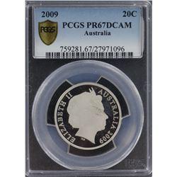 2009 20c PR 67