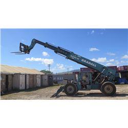 Gradall 544D-10Telehandler Telescopic Forklift55' Reach