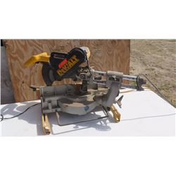 Dewalt DW728 Radial Arm Saw