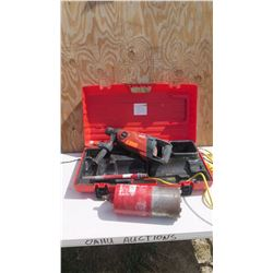 Hilti DD 150-U Diamond Core Drill, Coring System w/Case