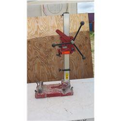 Hilti DD-ST 150-U CTL Diamond Core Drill System Stand