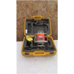 Leica Rod Eye Plus Laser Detector and EAGL 400 Electronic Laser Level