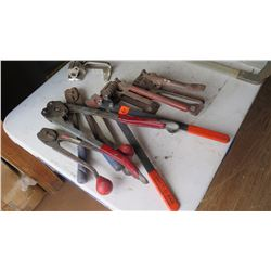 Misc. Crimping and Banding Tools