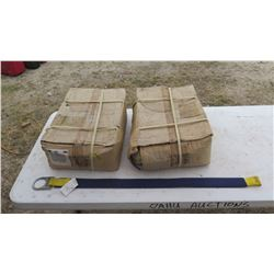 2 Boxes of DBI Sala 2100050 Concrete Anchor Straps - Approx. 100