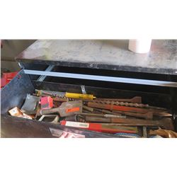 Misc. Hand Tools: Augers, Drill Bits, Masonry Bits, etc.