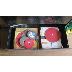 Lot of Misc. Circular Masonry Blades: Hilti, Superior Bilt, etc.