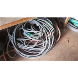 Misc. Rubber Water Hoses, Tubing