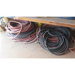 Misc. Water Hoses (Black and Red)