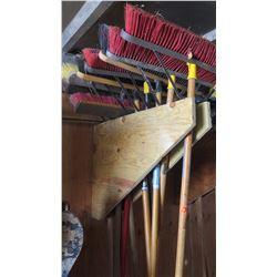 Qty 8 Misc. Shovels