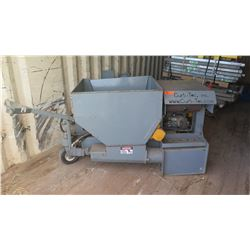 Curb-Tec CT 3000 Rolling Curbing Machine- Originally Purchased for over $25K!
