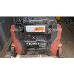 Husky 2250-Watt PortableGenerator