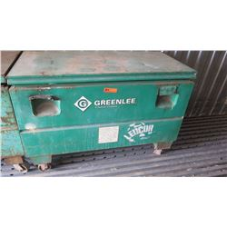 "Large Greenlee Job Box 24"" X 48"" X 24"""