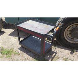 2-Tier Platform Cart