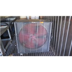 "Dayton 36"" Industrial Fan, Air Circulator Model 3C187E"