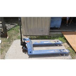 Big Joe 5500-lb Capacity Hydraulic Pallet Jack