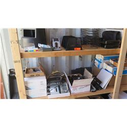 Misc. Office Accessories/Supplies: UPS Backup Systems, Printers, Desktop Calculators, Printer Toner