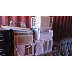 Qty 5 LG Air Conditioning Wall-Mount Units
