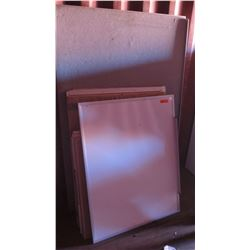 Misc. White Erase Boards, Corkboards