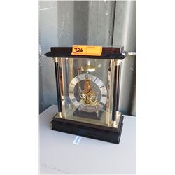 Forestville Decorative See-Through Mechanical Clock