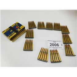 ASSORTED 8MM MAUSER RIFLE AMMO