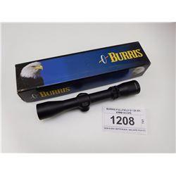 BURRIS FULLFIELD E1 3X-9X-40MM SCOPE
