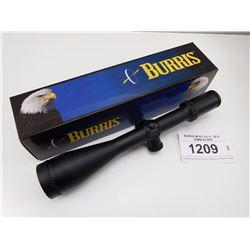 BURRIS MTAC 6.5 X - 20 X - 50MM SCOPE