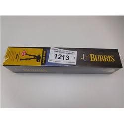 BURRIS FULL FIELD II 3X - 9X - 40MM SCOPE AND BIPOD