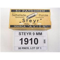 STEYR 9 MM