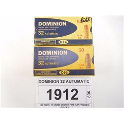 DOMINION 32 AUTOMATIC