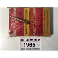300 H&H MAGNUM