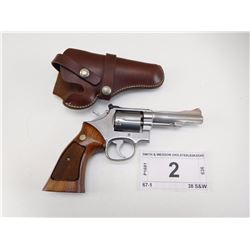SMITH & WESSON , MODEL: 67-1 , CALIBER: 38 S&W