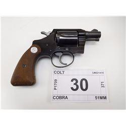 COLT , MODEL: COBRA , CALIBER: 38 SPL
