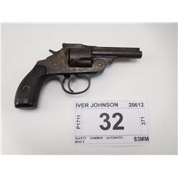 IVER JOHNSON , MODEL: SAFETY HAMMER AUTOMATIC MOD 2 , CALIBER: 38 S & W