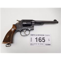 SMITH & WESSON , MODEL: HAND EJECTOR 200 BRITISH SERVICE  , CALIBER: 38 S&W