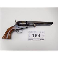 ALLEN ARMS , MODEL: COLT 1851 NAVY 36 CAL REPRODUCTION , CALIBER: 36 CAL BLACK POWDER