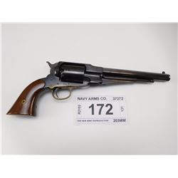 NAVY ARMS CO. , MODEL: 1858 NEW ARMY REPRODUCTION , CALIBER: 44 PERCUSSION