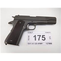 COLT , MODEL: 1911 A1 US ARMY  , CALIBER: 45 ACP