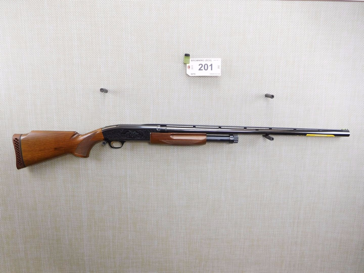BROWNING , MODEL: INVECTOR-PLUS BPS FIELD MODEL , CALIBER: 12GA X 2 3/4