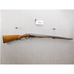 ITHACA , MODEL: 100 SIDE BY SIDE , CALIBER: 12GA X 2 3/4