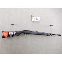 RUGER , MODEL: 10-22 TDT , CALIBER: 22 LR