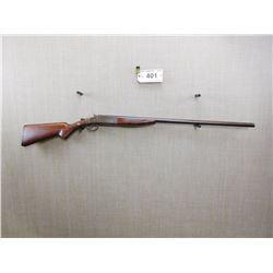 IVER JOHNSON , MODEL: SINGLE SHOT BREACK ACTION  , CALIBER: 12GA X 2 3/4