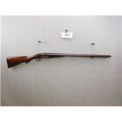 REMINGTON ARMS  , MODEL: SIDE BY SIDE HAMMERLESS ,