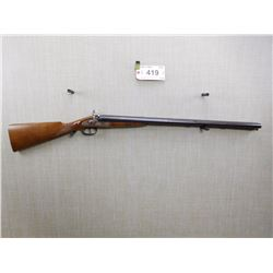 NAVY ARMS  , MODEL: SIDE BY SIDE PERCUSSION SHOTGUN , CALIBER: 12GA
