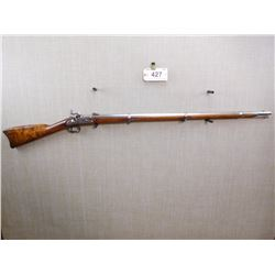 NAVY ARMS  , MODEL: US SPRINGFIELD PERCUSSION RIFLE REPRODUCTION  , CALIBER: 58 CAL PERC