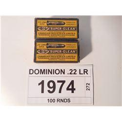 DOMINION .22 LR