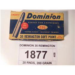DOMINION 35 REMINGTON