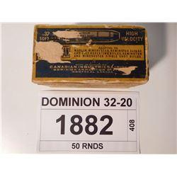 DOMINION 32-20