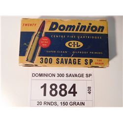 DOMINION 300 SAVAGE SP